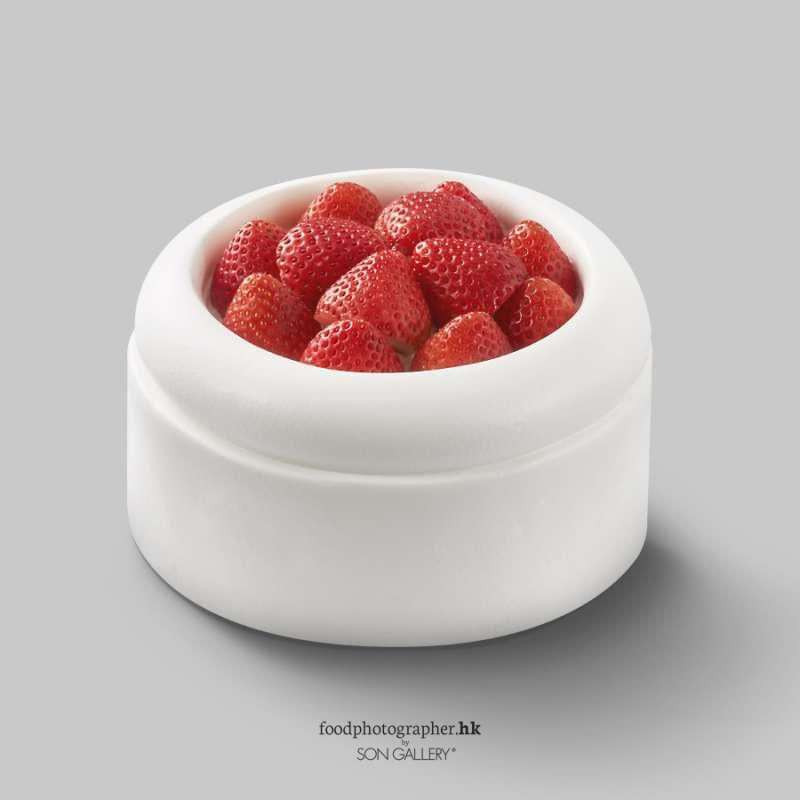 Italian Tomato - Cake product shot for menu